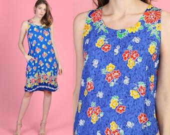 9a039926e0b 90s Floral Mini Sundress - Medium