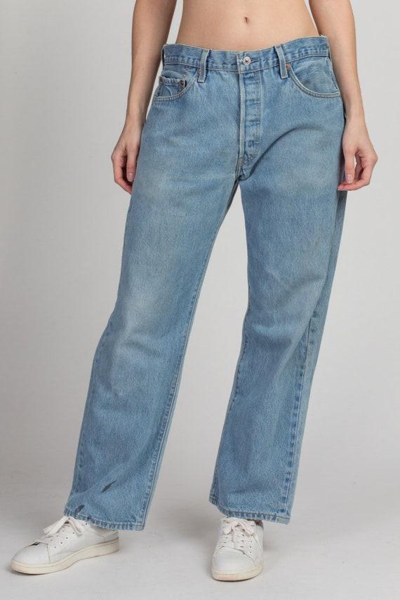 Vintage Levi's 501 Dad Jeans - 36x32 | 90s Unisex… - image 2