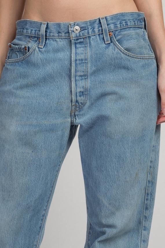 Vintage Levi's 501 Dad Jeans - 36x32 | 90s Unisex… - image 6