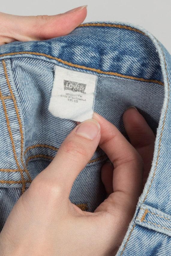 Vintage Levi's 501 Dad Jeans - 36x32 | 90s Unisex… - image 7