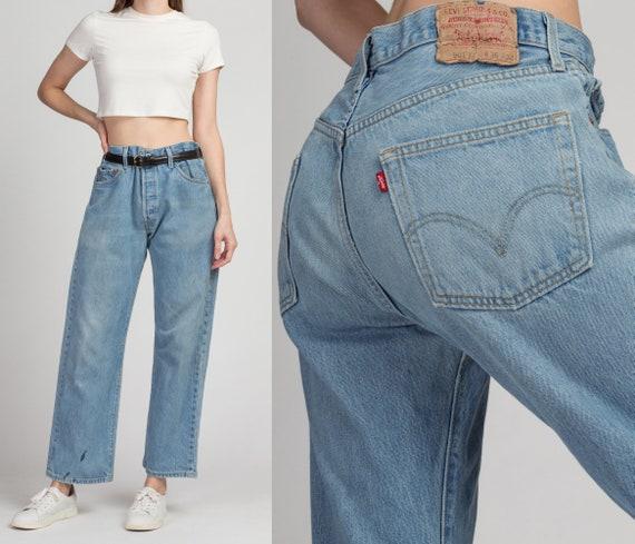 Vintage Levi's 501 Dad Jeans - 36x32 | 90s Unisex… - image 1