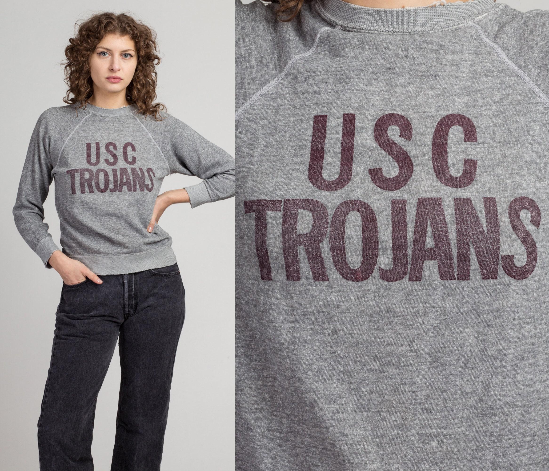 1960s – 70s Men's Ties | Skinny Ties, Slim Ties 1960S Usc Trojans Sweatshirt - Small  Vintage 60S 70S Raglan Sleeve Gray Graphic University Pullover $13.95 AT vintagedancer.com