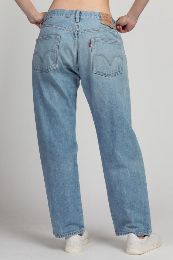 Vintage Levi's 501 Dad Jeans - 36x32 | 90s Unisex… - image 5