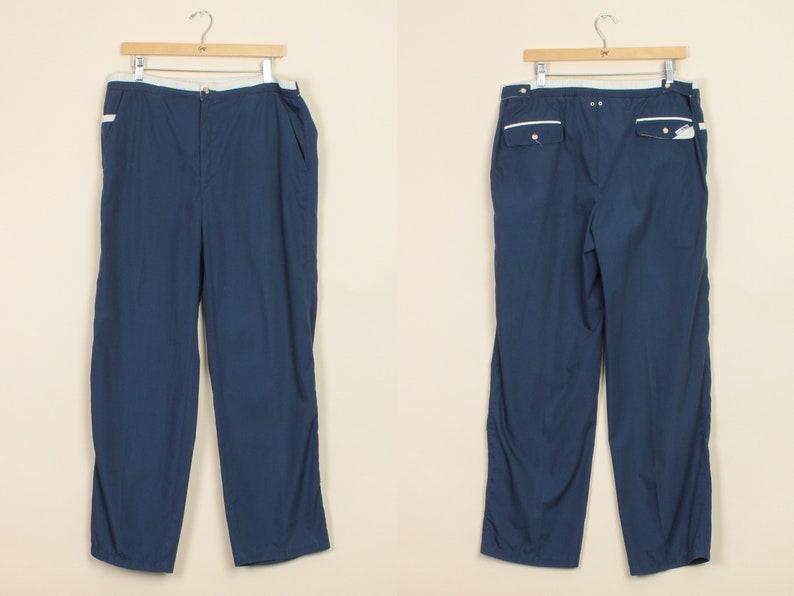 Men/'s Large Vintage 80s Pierre Cardin Pants