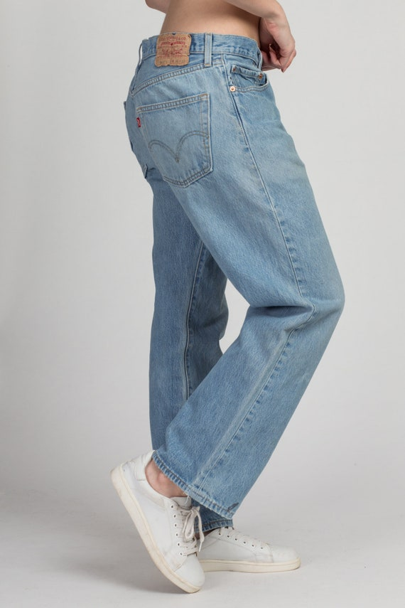 Vintage Levi's 501 Dad Jeans - 36x32 | 90s Unisex… - image 4