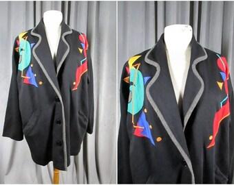 New wave jacket etsy