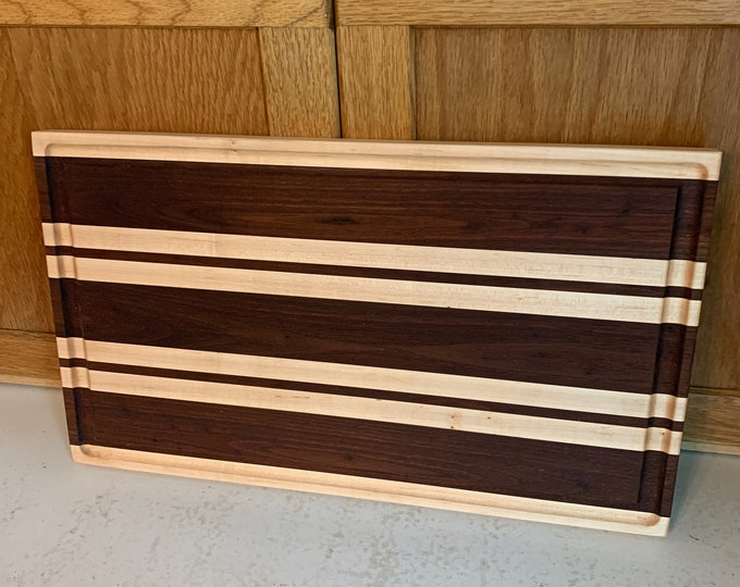 Hand Crafted Cutting Board, Gift Idea for fathers, Wedding