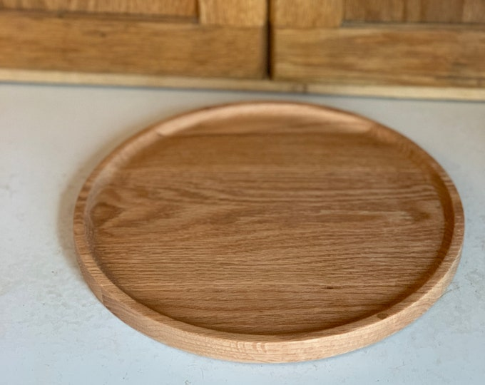 Hand Crafted Serving Tray (tray only)