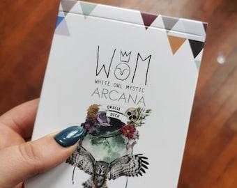 White Owl Mystic Arcana