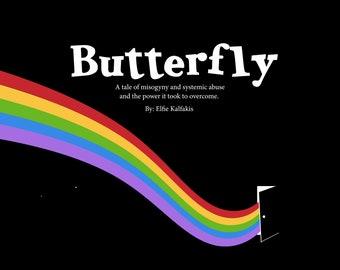 Butterfly - Signed Copy