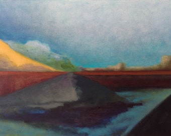 Paintings: Ground Series
