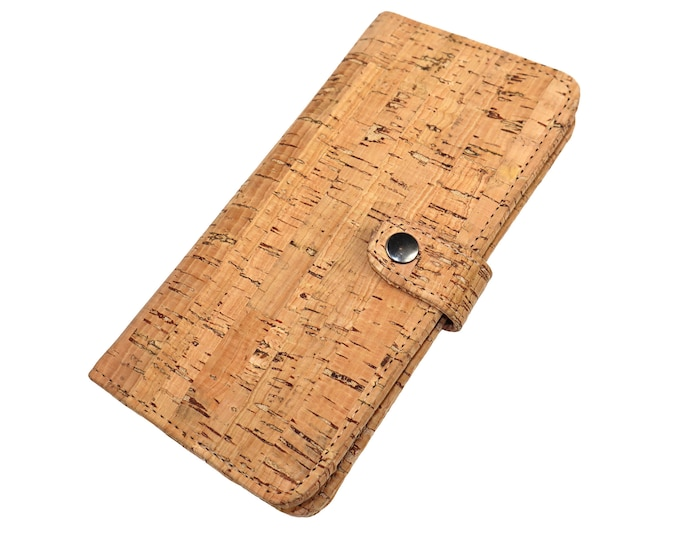 Cork Bi fold Wallet