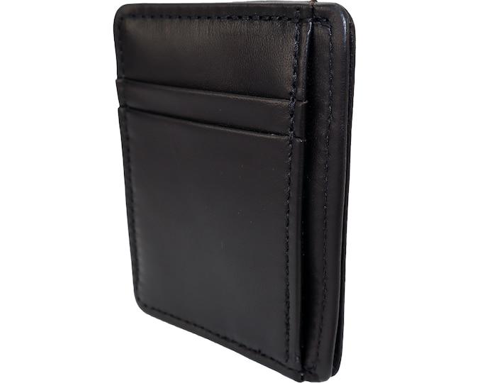 Lambskin Front Pocket Card Wallet
