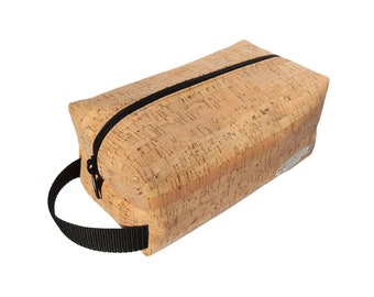 Cork Toiletry Bag