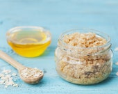 Oatmeal Sugar Body Scrub
