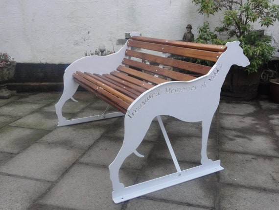 Prime Metal And Wooden Greyhound Garden Bench Whippet Sitting Bench Dog Lovers Gift Greyhound Lover Front Porch Decor Porch Bench Ncnpc Chair Design For Home Ncnpcorg