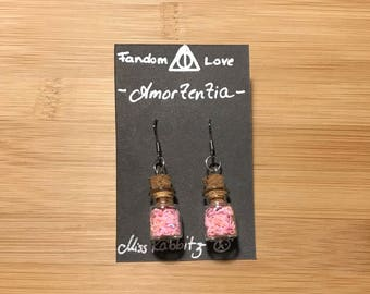 Earrings Amortentia