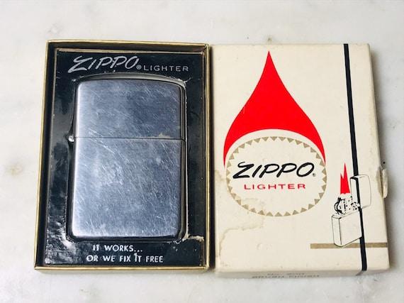 Zippo lighter value old Expert Advice:
