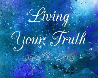 Living Your Truth Book