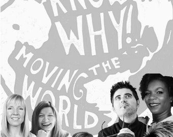 I know Why - Moving The World Book 6