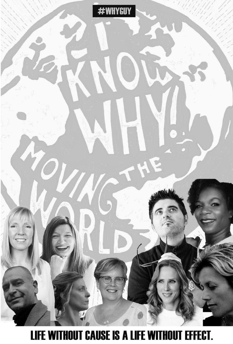 I know Why  Moving The World Book 6 image 0
