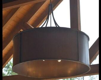 Kronleuchter Antik Kupfer ~ Stahl kronleuchter anhänger licht küche insel leicht kupfer etsy