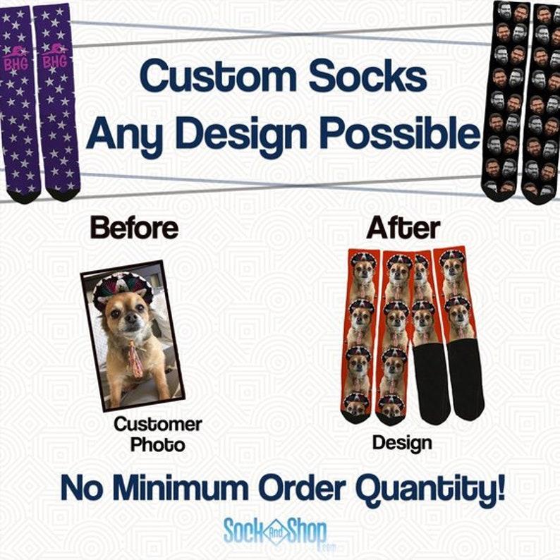 Womens Custom Dog Socks Mens Custom Dog Socks Women And  Mens personalized Dog Socks Mens Custom Pet Socks Womens Custom Pet Socks