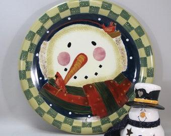 Santa Shaker by Becca Barton Sewing Machine/& Bird Ornaments hand Painted Ornaments
