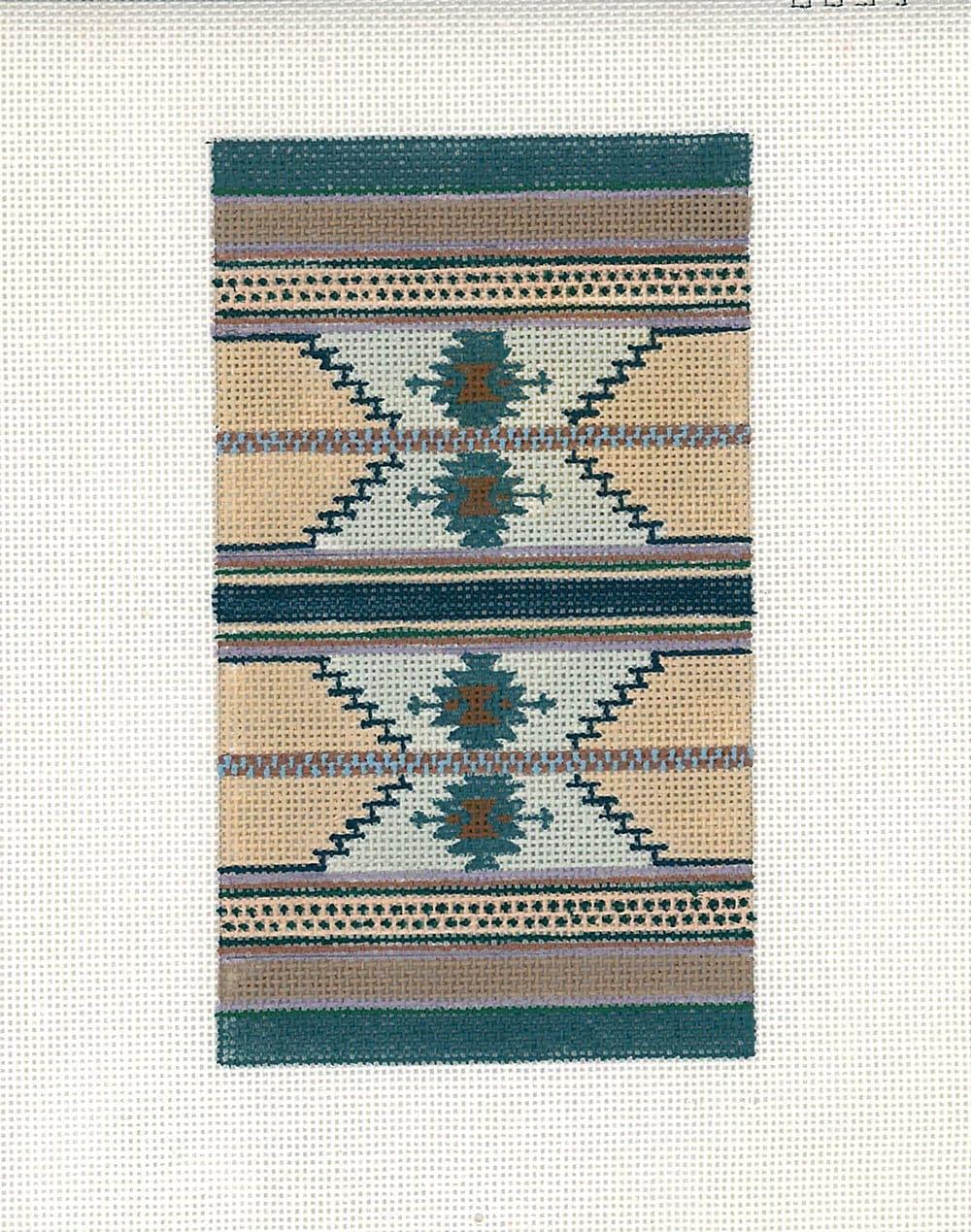Indian blanket aida cloth designer native american indian etsy zoom solutioingenieria Gallery