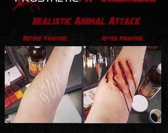 Animal Attack Prosthetic (Latex Free)