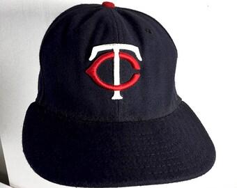 wholesale dealer 28b8e 3c3b9 ... twins cap vintage trucker hat baseball cap new era mlb hat size 7 order  lyst ktz minnesota twins all star game 39thirty stretch fitted cap 2018 for  men ...