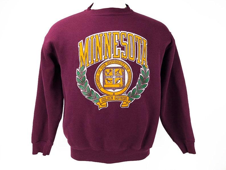 5d6a50b5c Rare 80s Minnesota Gophers Sweatshirt University of