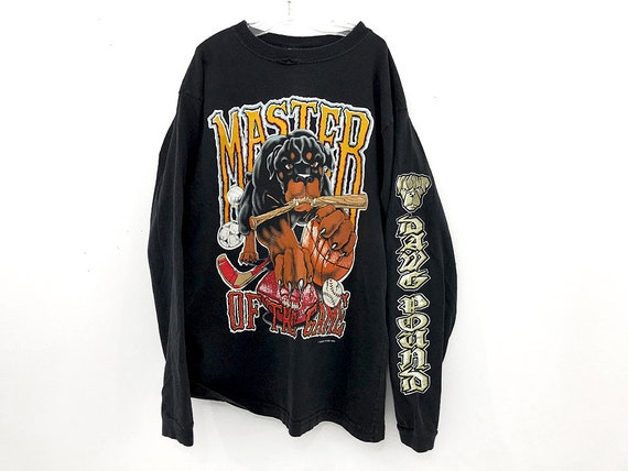 90s Dawg Pound Shirt Cleveland Browns Long Sleeve Graphic Tee  19c1f3907