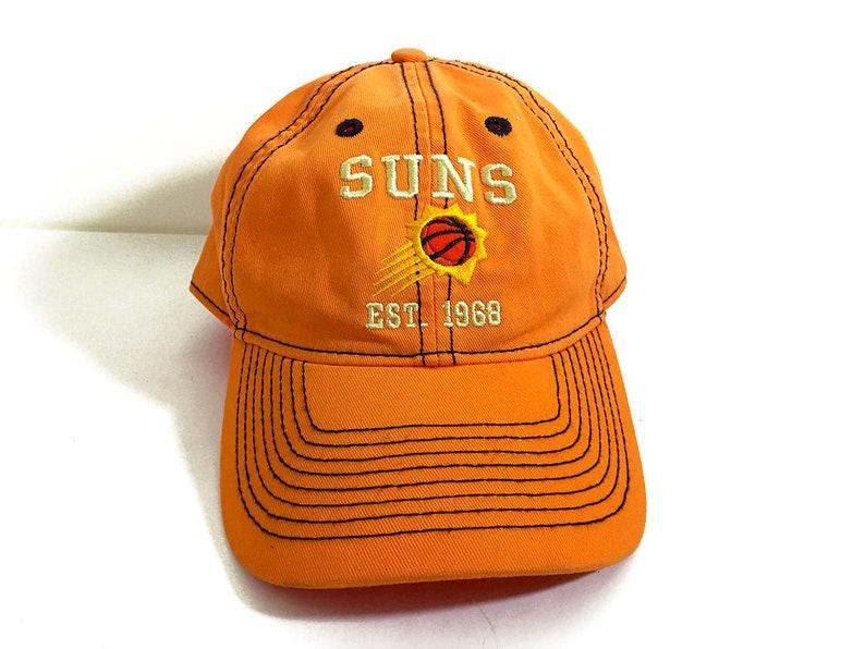 3aa3c773f 90s Phoenix Suns Cap Orange Vintage Trucker Hat NBA Phoenix Suns Hat One  Size NBA Trucker Hat for Men Trucker Hat Women NBA Gift Basketball
