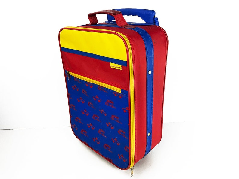 6f3e26b56849 Concourse Childrens Suitcase Roller Bag - Trolley Case Kids Rolling Bag  Luggage ... Concourse Childrens Suitcase Roller Bag - Trolley Case Kids  Rolling Bag ...