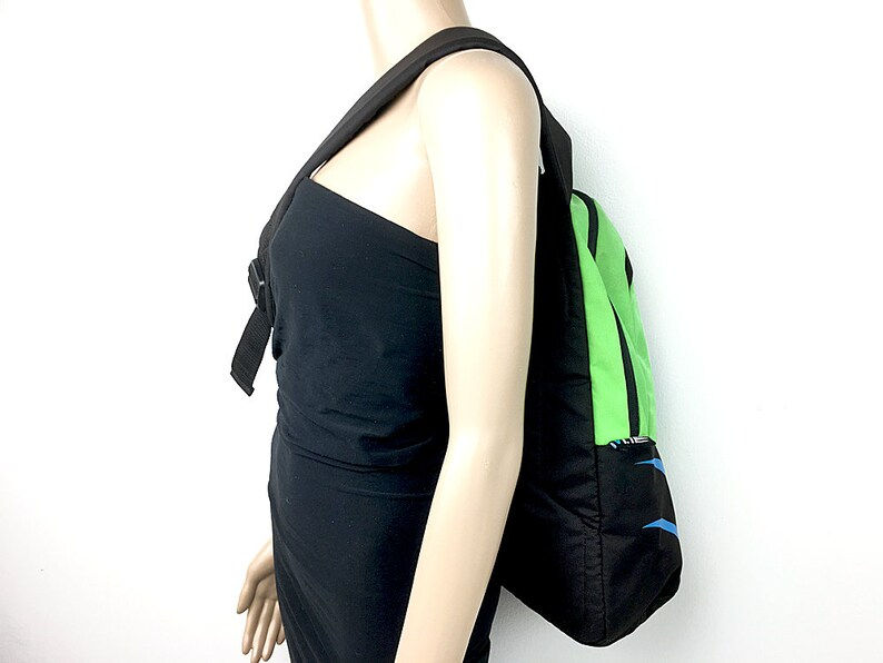 176ed3aae7ce Puma Cross Bag Sling Backpack For Women or Men in Lime Green
