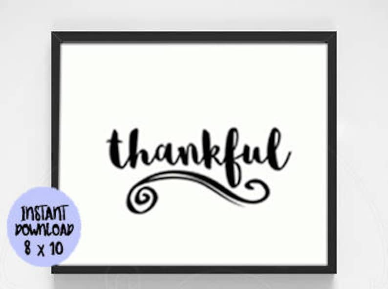 picture about Closed for Thanksgiving Sign Printable called Grateful Indication Printable / Thanksgiving Printable / Thanksgiving Indicator / Thanksgiving Decor / Thanksgiving Immediate Down load / Printable PDF