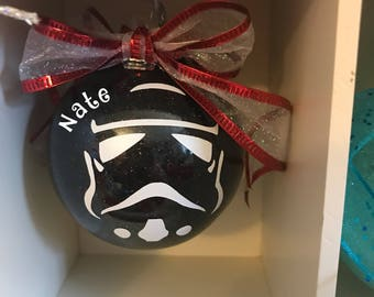 Custom Star Wars Inspired Ornaments