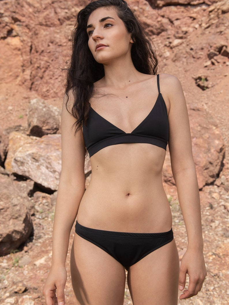 Damer Bukser Hunkemöller Tights - black,bikini sale hunkemøller.