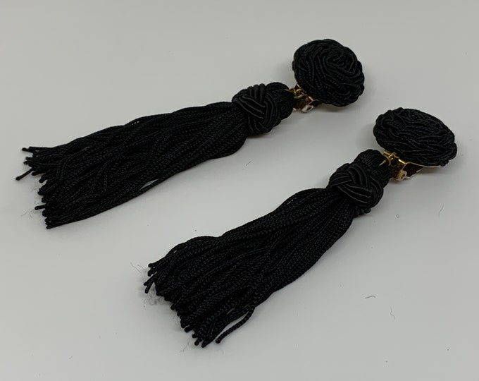 Pair of Vintage 60's ear clips
