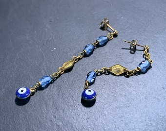 Pendants in rosary beads and Matiasma
