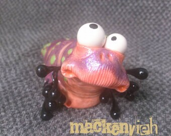 big fat Caterpillar by quirks cattle made