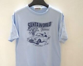 Vintage SantaWorld T-Shirt