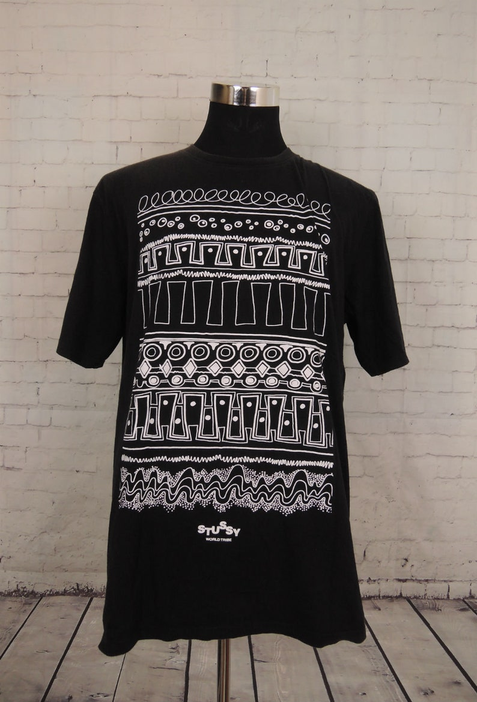 4de8814f4be89 Vintage Stussy T-Shirt Skate Street Wear Top Tee Swag Size XXL