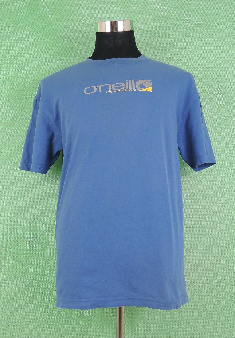 1367664ab6bd Vintage o   Niell T-Shirt surf planche extérieure Tee Top L taille L ...