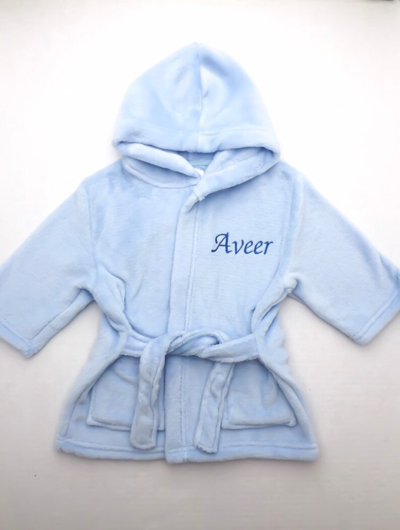a72bc7c07034 Kids Robe   Personalised Robes   Personalized Boy Robe   Kids