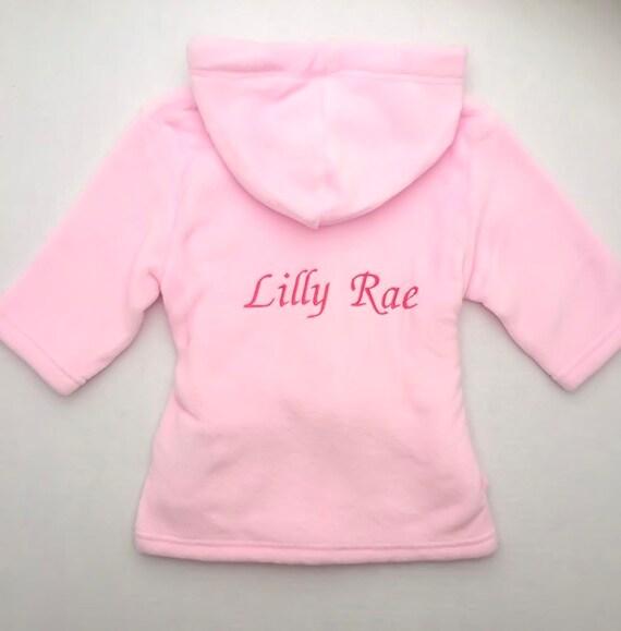 a98b11f71b Personalised Baby Bathrobe   Baby Gift   1st Birthday  Child