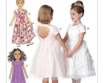 Girls Formal Dress Etsy
