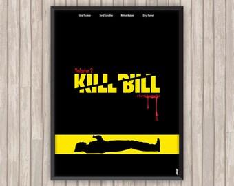 KILL BILL Volume 2, l'affiche revisitée par Lino la Tomate !