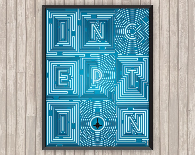 INCEPTION, l'affiche revisitée par Lino la Tomate !